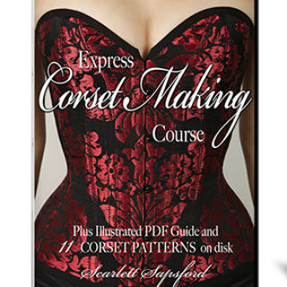 Review: The Express Corset Making Course