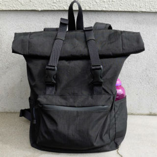 Pattern testing: Desmond Backpack