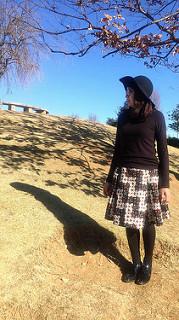 Lydia skirt - Boundless Style