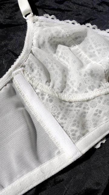 Watson bra and lace tanga