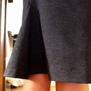 Burdastyle stretch pencil skirt
