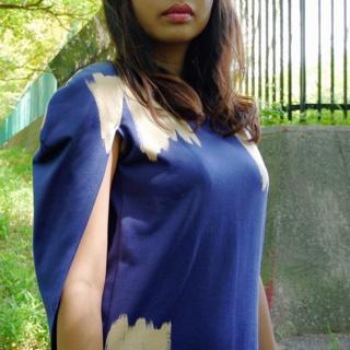 Komani cape dress – Bootstrap Fashion