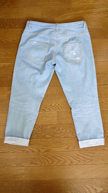 Wyome Boyfriend jeans (Named)