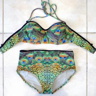 Pattern testing: Sophie Swimsuit