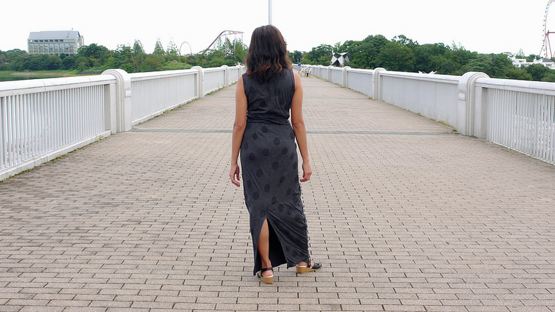 Grey Kielo dress