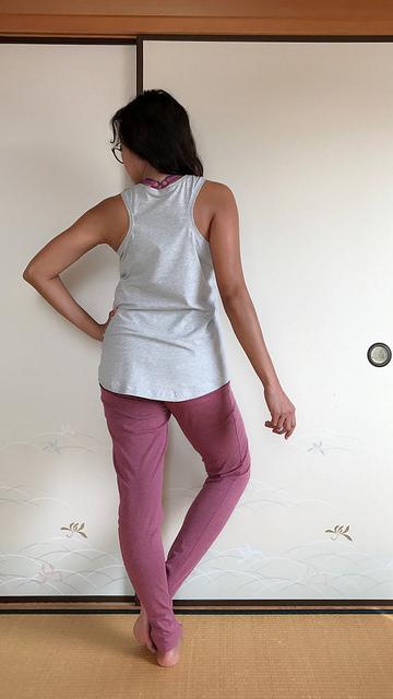 Yoga set OHM - Schnittchen patterns