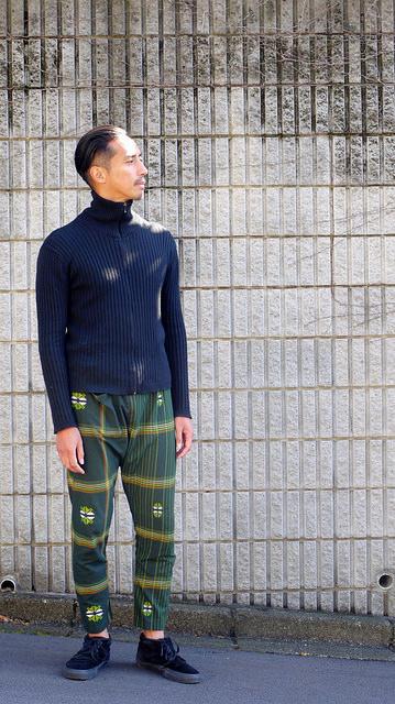 Sarong monpe pants