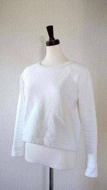 White Linden Sweatshirt
